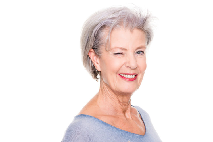 Older women setting wellness trends…